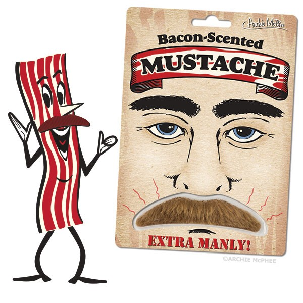 funny bacon products