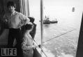 Beatles fishing in Seattle