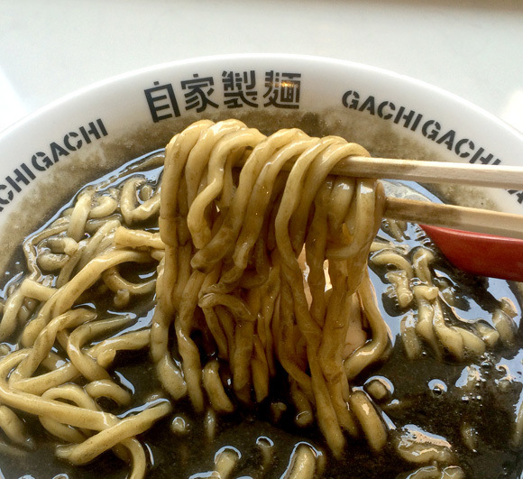 black ramen noodle recipe