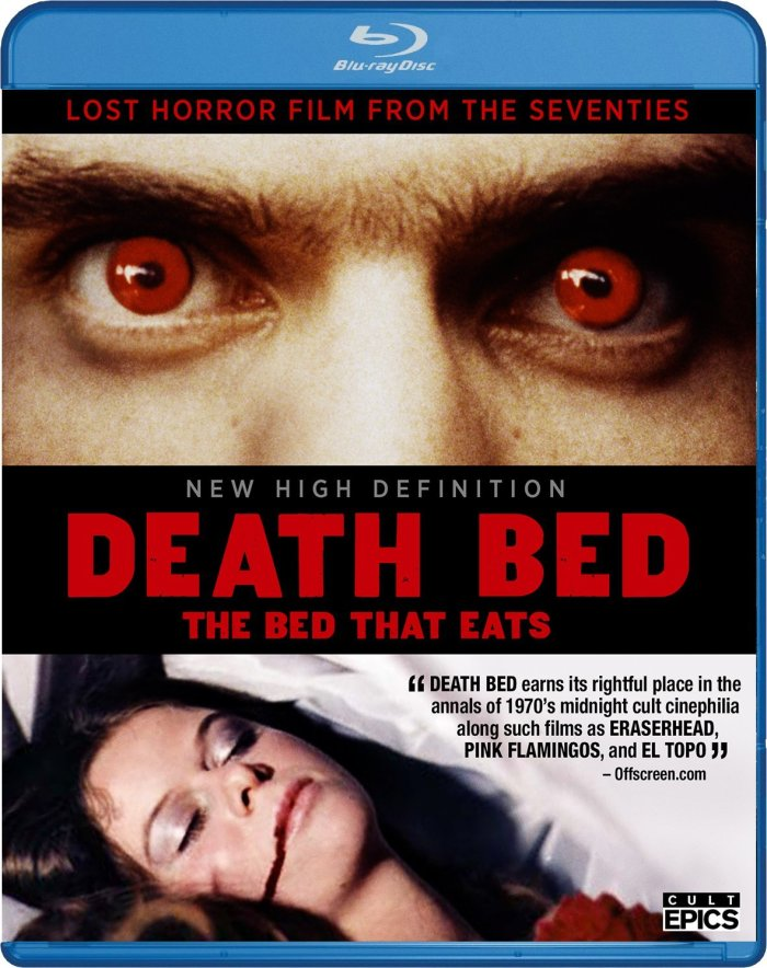 Death Bed The Bed That Eats
