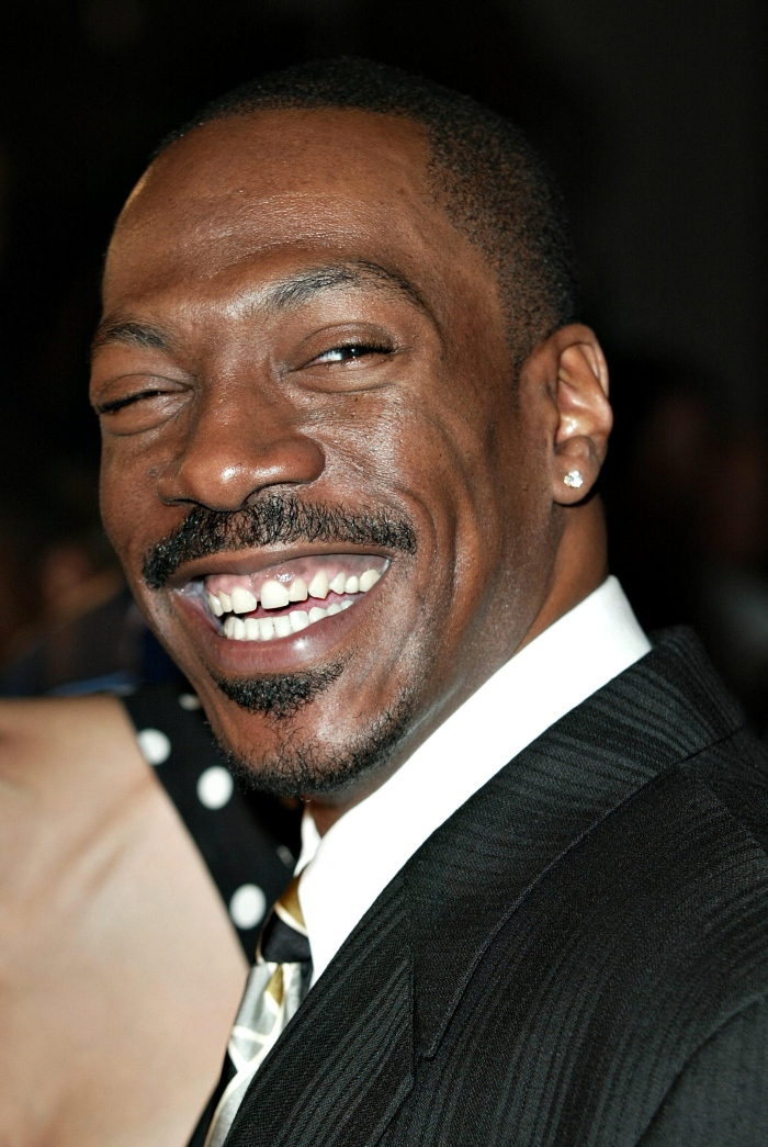 EDDIE MURPHY ACTOR HOLLYWOOD, LOS ANGELES, USA 11/03/2002 LA919