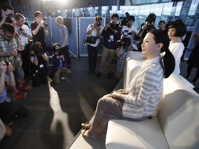 japan news robot