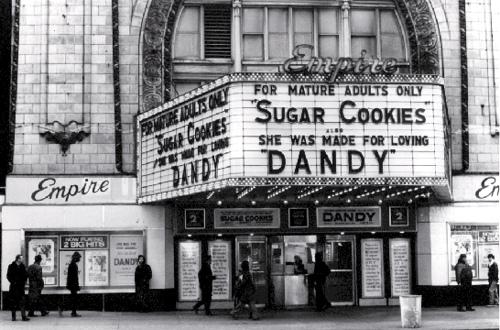 Sugar Cookies grindhouse