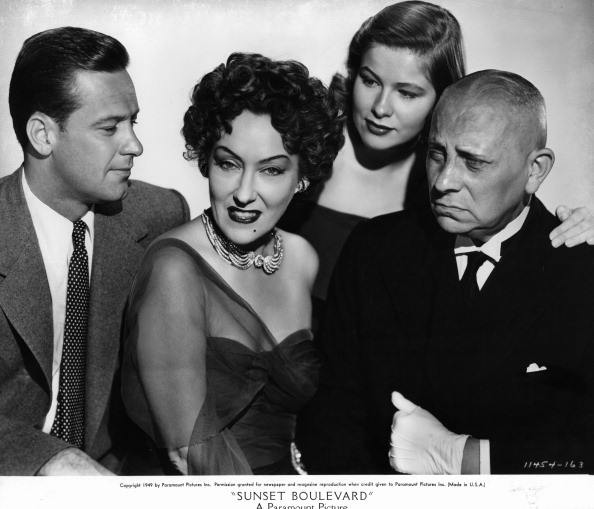 Sunset Boulevard publicity photo