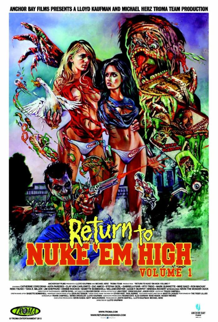 best Troma movies