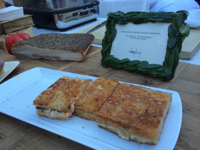 Applewood smoke bacon sandwich recipe