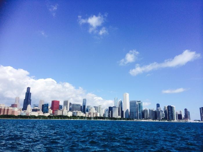 Chicago tourism 2014