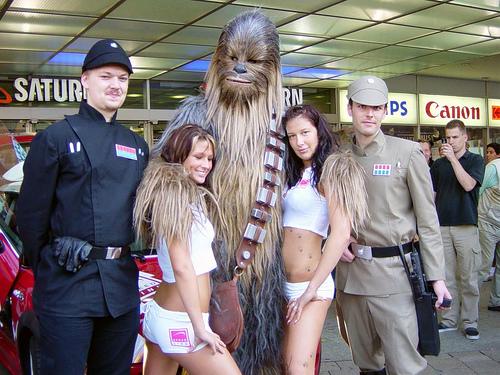 Comic-Con Star Wars