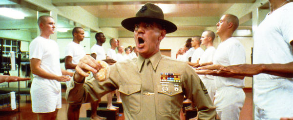 """Full Metal Jacket."" Photo © Warner Bros. Entertainment"