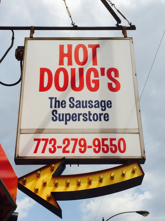 Hot Doug's Chicago