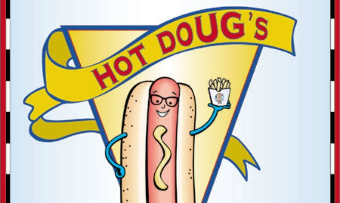 hot dougs logo