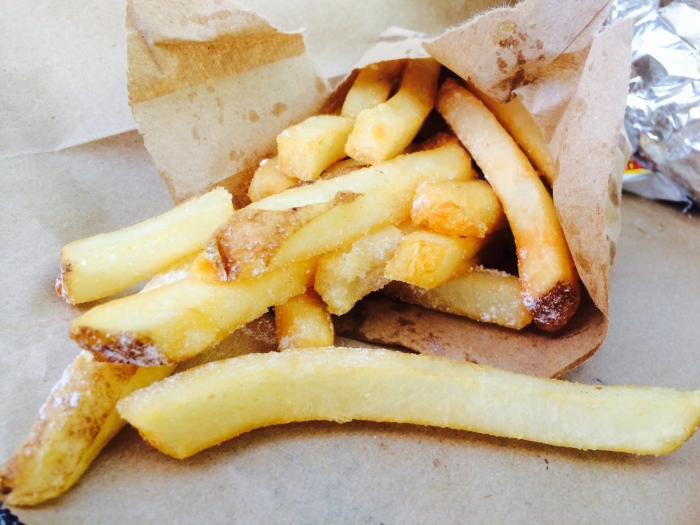Max's takeout fries