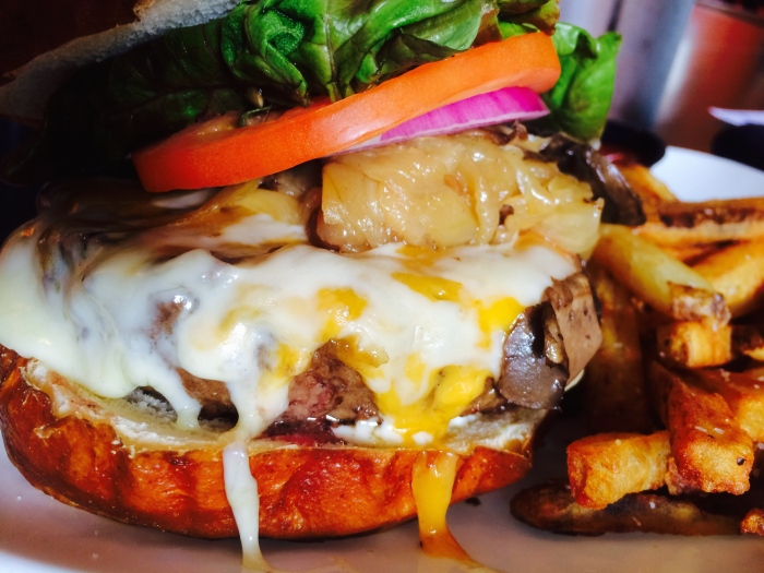 Neurosis burger