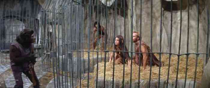 Planet of the Apes movie trivia