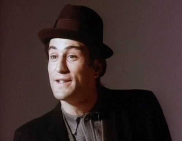 Robert DeNiro audition for The Godfather