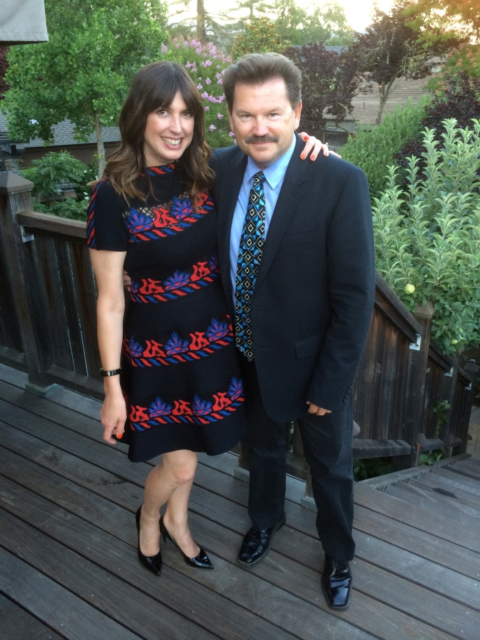 The French Laundry anniversary dinner