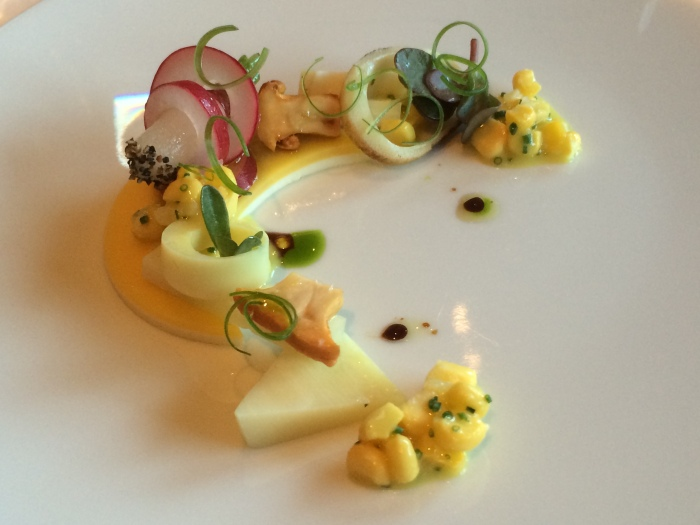 The French Laundry salad