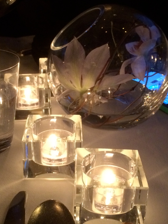 The French Laundry table setting