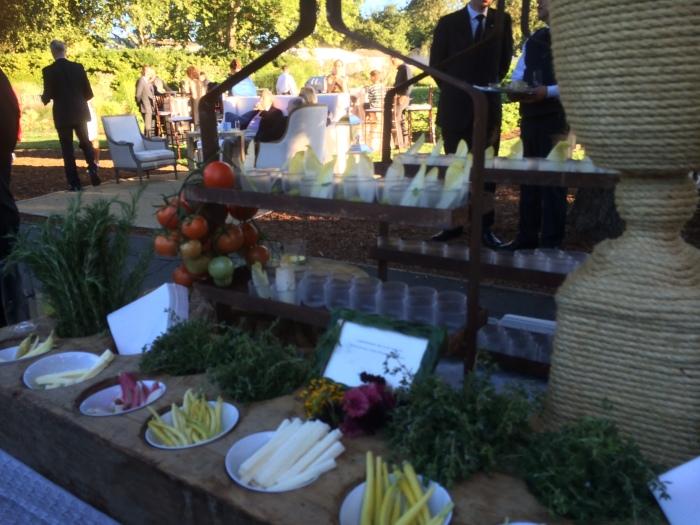 Vegetables from TFL garden