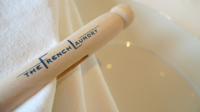 The French Laundry Clothespin