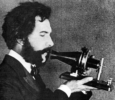 Alexander Graham Bell x-ray invention