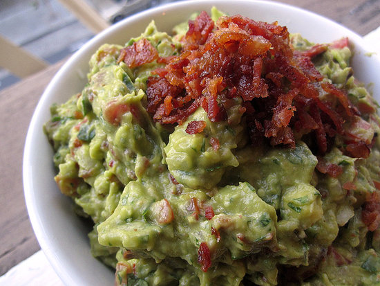bacon guacamole recipes