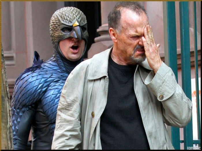 Birdman Best Actor Michael Keaton