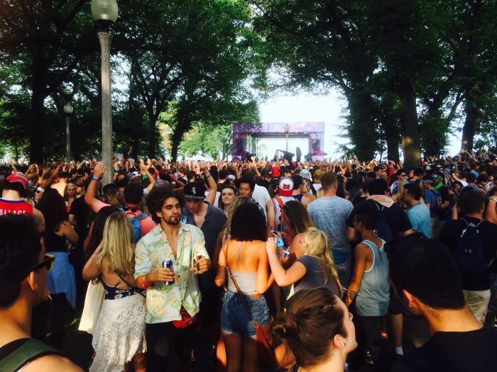 Cash CAsh Lollapalooza 2014