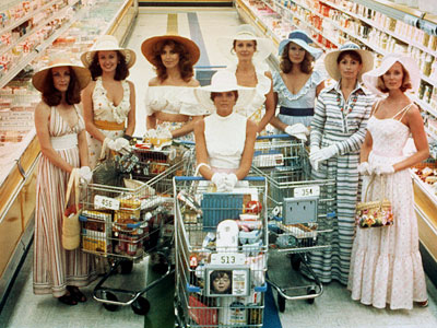 cult 70's movie stepford wives