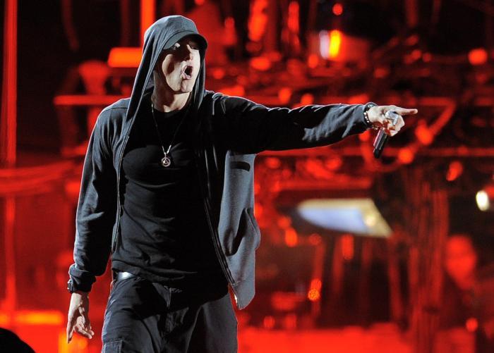 Eminem Lollapalooza live