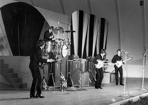 the beatles at the hollywood bowl amazing 50th anniversary celebration johnrieber. Black Bedroom Furniture Sets. Home Design Ideas
