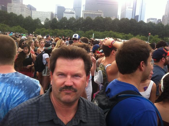 John Rieber Lollapalooza 2014