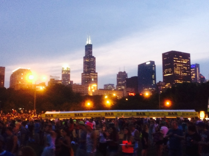 Lollapalooza 2014 Chicago
