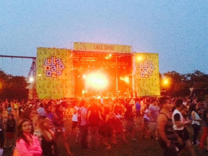Lollapalooza 2014 music