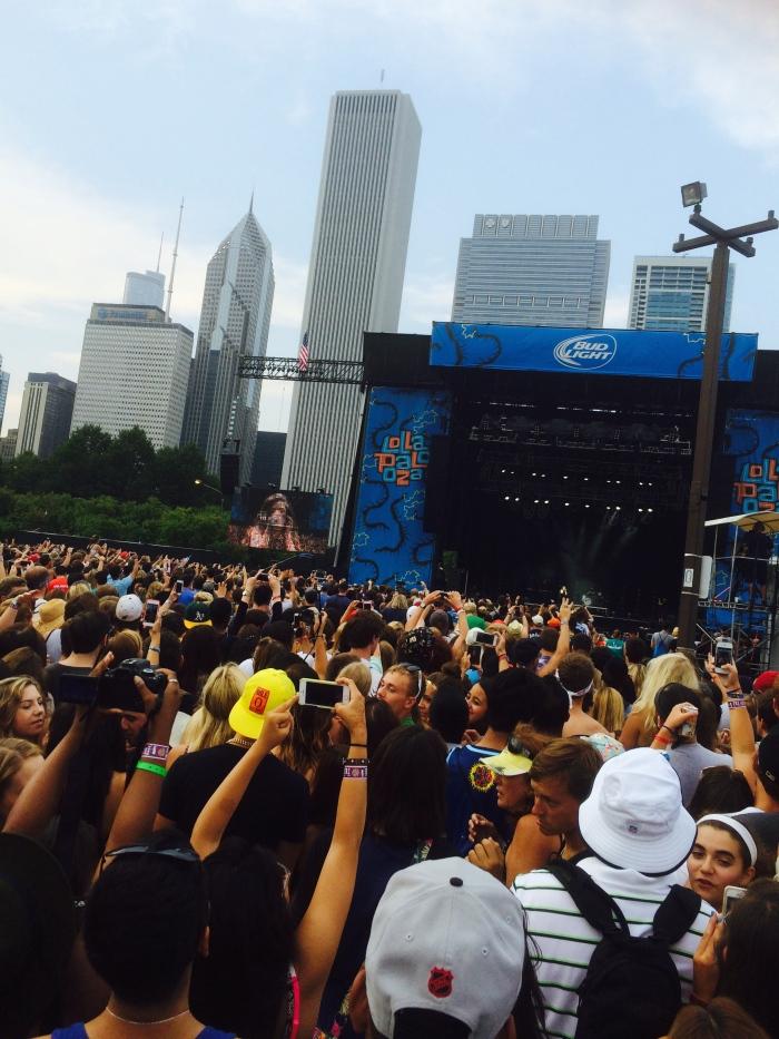 Lollapalooza live shows