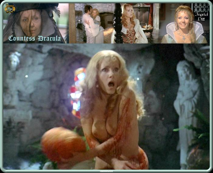 nude Ingrid Pitt movies