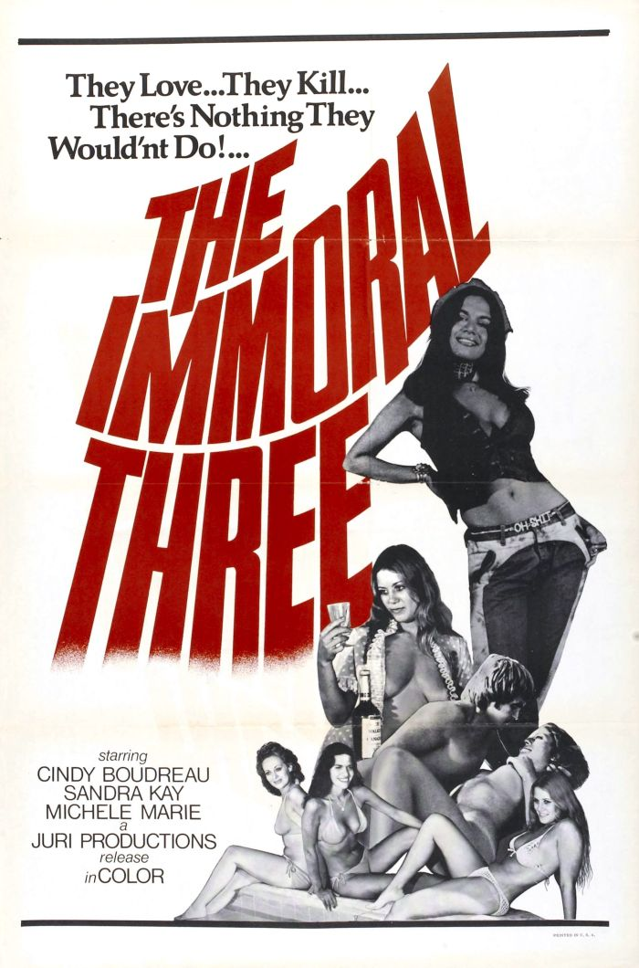 The Immoral Three movie