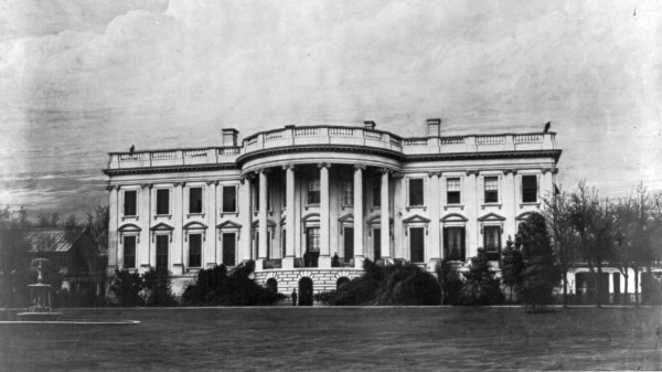 white-house-south-face-c1870
