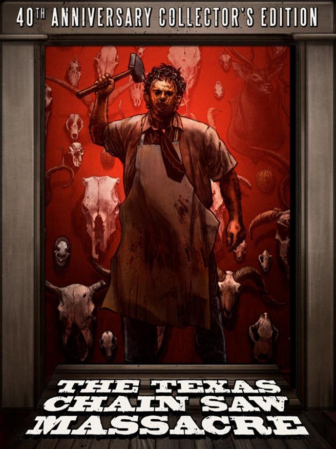 40th anniversary texas chainsaw massacre
