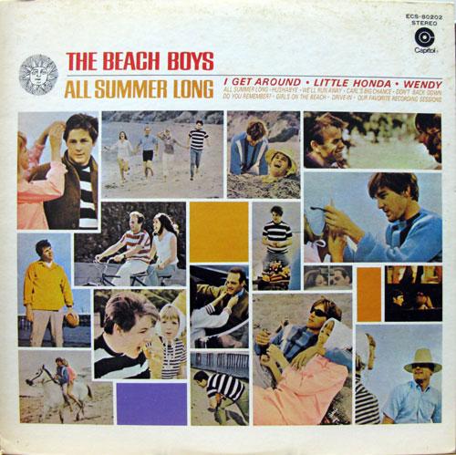 All Summer Long CD