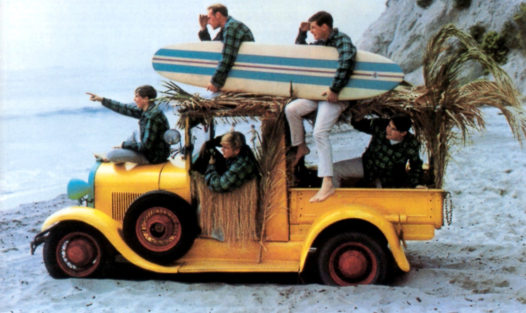 California Girls Live Beach Boys