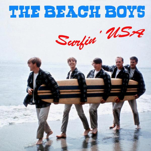 Surfin U S A By The Beach Boys Song Lyrics Album