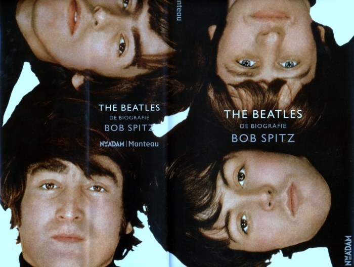 Beatles Biografie