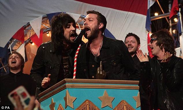 british band Kasabian