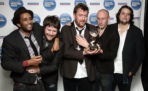 Mercury Music Prize - London