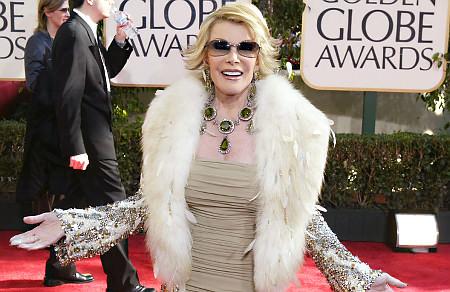61st Annual Golden Globe Awards - Arrivals