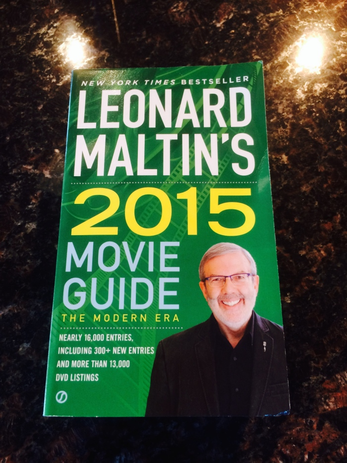 Leonard Maltin last movie review guide
