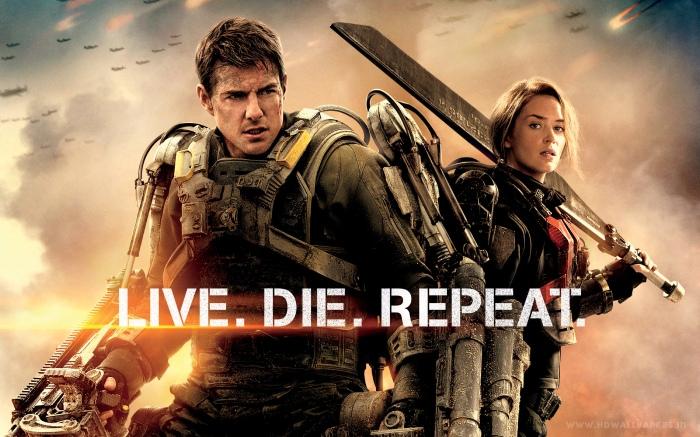 Live Die Repeat release