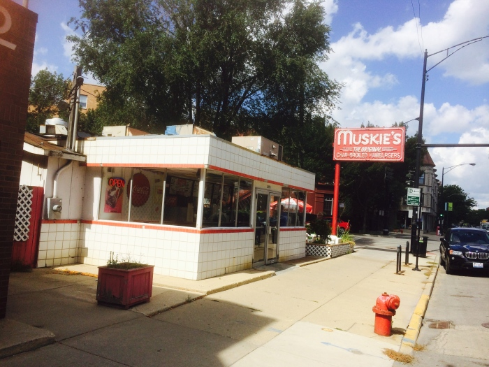 Muskies burgers Chicago