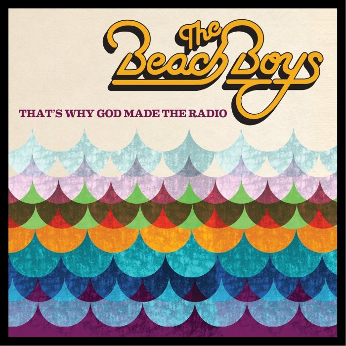 new brach boys album